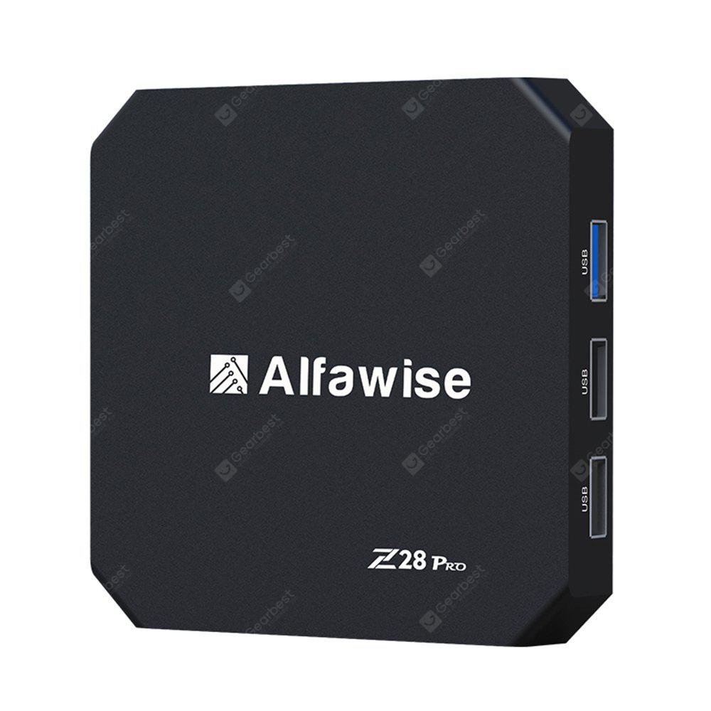 Gearbest Alfawise Z28 Pro Smart TV Box