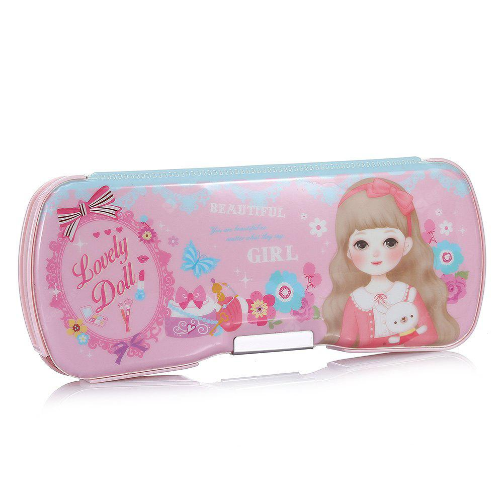 Deli 95608 Pencil Box Pen Case