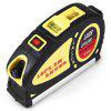 LV05 Handy Laser Spirit Level with 5.5m Tapeline - EARTHY BLACK/BLUE YELLOW/BLACK YELLOW