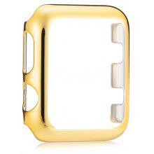 Classic Watchband Case Electroplating Edge Protector for Apple Watch Series 2 42mm