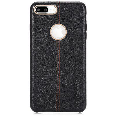 QIALINO Cover for iPhone 7 PlusiPhone Cases/Covers<br>QIALINO Cover for iPhone 7 Plus<br><br>Brand: QIALINO<br>Compatible for Apple: iPhone 7 Plus<br>Features: Anti-knock, Back Cover<br>Material: Cowhide<br>Package Contents: 1 x Phone Case<br>Package size (L x W x H): 19.00 x 14.00 x 3.30 cm / 7.48 x 5.51 x 1.3 inches<br>Package weight: 0.1680 kg<br>Product size (L x W x H): 16.00 x 8.10 x 1.00 cm / 6.3 x 3.19 x 0.39 inches<br>Product weight: 0.0240 kg<br>Style: Leather, Modern