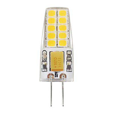 Teso 10PCS G4 20SMD 2835 White Light LED Light Bulb