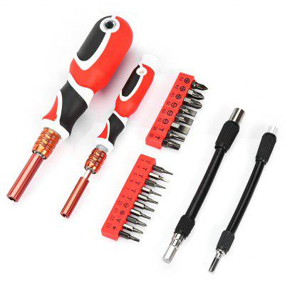jf 6095a 24 in 1 screwdriver kit repairing tool online shopping. Black Bedroom Furniture Sets. Home Design Ideas