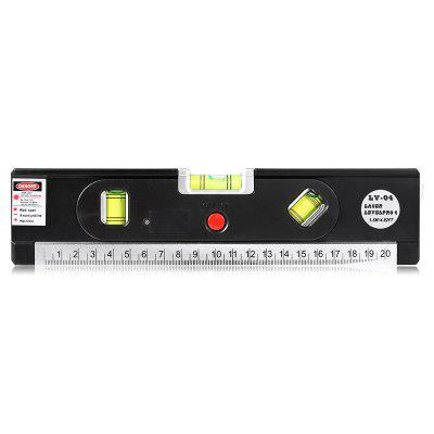 LV04 Laser Level Measurement Metric Tape RulerOther Instruments<br>LV04 Laser Level Measurement Metric Tape Ruler<br><br>Battery Quantity: 3, 3<br>Battery Type: AG13 battery<br>Material: Plastic<br>Package Contents: 1 x LV04 Laser Level Meter, 3 x AG13 Battery, 1 x LV04 Laser Level Meter, 3 x AG13 Battery<br>Package size: 26.50 x 8.50 x 3.60 cm / 10.43 x 3.35 x 1.42 inches, 26.50 x 8.50 x 3.60 cm / 10.43 x 3.35 x 1.42 inches<br>Package weight: 0.3180 kg, 0.3180 kg<br>Primary functions: Level Measuring<br>Product size: 24.00 x 5.70 x 2.60 cm / 9.45 x 2.24 x 1.02 inches, 24.00 x 5.70 x 2.60 cm / 9.45 x 2.24 x 1.02 inches<br>Product weight: 0.2580 kg, 0.2580 kg<br>Scope of application: Laser Level<br>Type: Measuring tools