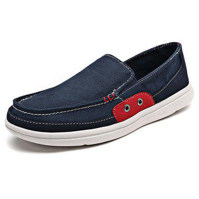 Men Comfortable  Breathable Casual Canvas Shoes