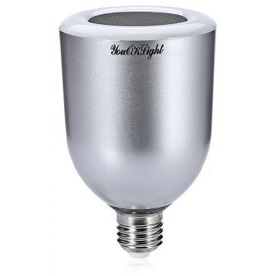 YouOKLight Multifunktions-Bluetooth LED Birnenlautsprecher