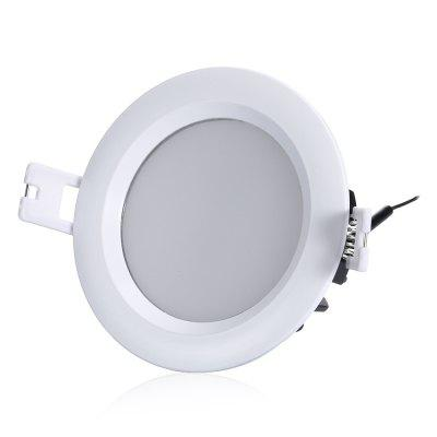 4PCS ZDM LED Cool White DownlightCeiling Lights<br>4PCS ZDM LED Cool White Downlight<br><br>Brand: ZDM<br>Is Batteries Included: No<br>Is Batteries Required: No<br>Is Bulbs Included: Yes<br>Light Source: Halogen Bulbs<br>Package Contents: 4 x ZDM 7W LED Downlight<br>Package Size(L x W x H): 20.00 x 20.00 x 8.50 cm / 7.87 x 7.87 x 3.35 inches<br>Package weight: 0.8200 kg<br>Product Size(L x W x H): 9.00 x 9.00 x 7.00 cm / 3.54 x 3.54 x 2.76 inches<br>Product weight: 0.6600 kg<br>Type: Lamp<br>Wattage: 6-10W