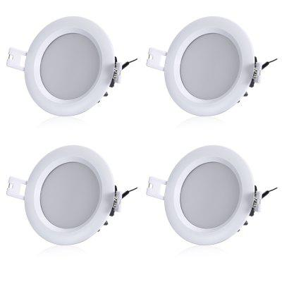 ZDM LED Downlight Blanco Fresco de 4PCS