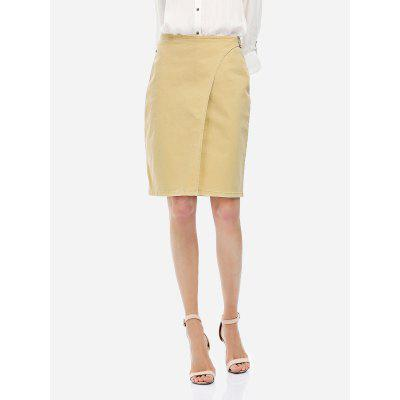 ZANSTYLE Women A Line Skirt