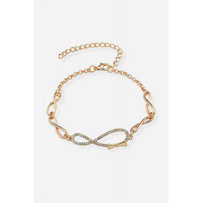 Korean Diamonds Ruyi Bracelet