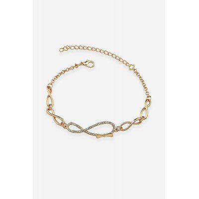 Korean Diamonds Ruyi BraceletBracelets &amp; Bangles<br>Korean Diamonds Ruyi Bracelet<br><br>Gender: Woman<br>Material: Alloy<br>Occasions: Casual, Personalized Photo, Performance, Party, Gift<br>Package Contents: 1 x Bracelet, 1 x Package Box<br>Package size (L x W x H): 8.80 x 8.80 x 2.00 cm / 3.46 x 3.46 x 0.79 inches<br>Package weight: 0.0550 kg<br>Product weight: 0.0080 kg<br>Style: Fashion