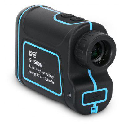 RZ RZ1500S 5 - 1500m Laser Monocular Range / Angle / Speed Finder