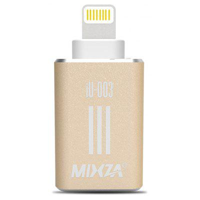 MIXZA iU - 003 2 in 18 Pin Card Reader for iPhone 8 Plus