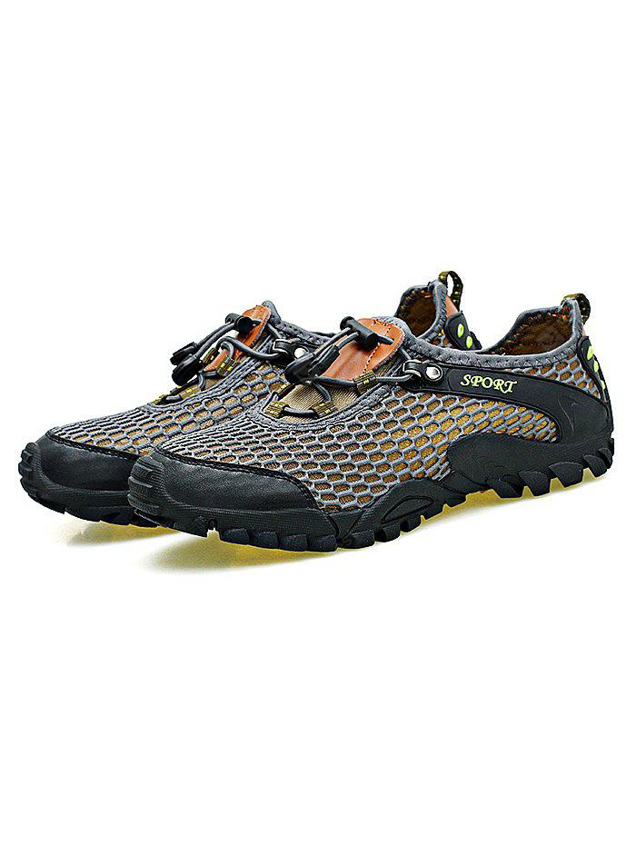 Outdoor Climbing Breathable Mesh Men Sports Shoes
