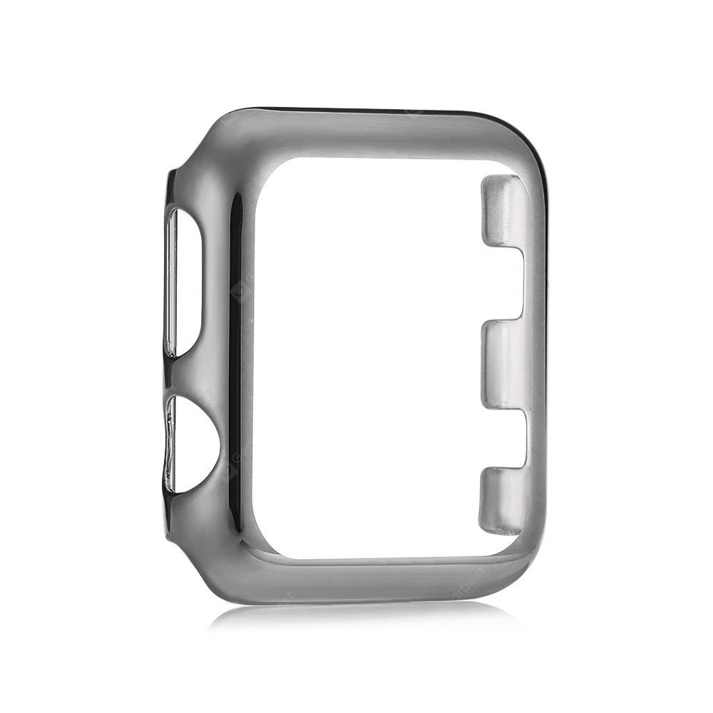 Classic Watchband Case Electroplating Edge Protector for Apple Watch Series 2 38mm