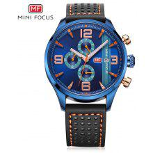 MINIFOCUS MF0016G Quartz Watch for Men