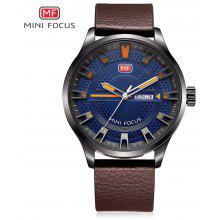 MINIFOCUS MF0028G Quartz Watch for Men