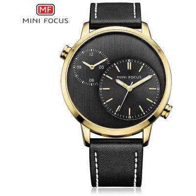 MINIFOCUS MF0035G Quartz Watch for Men