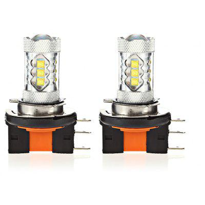 CREE 3535 16SMD H15 LED Car Fog Light
