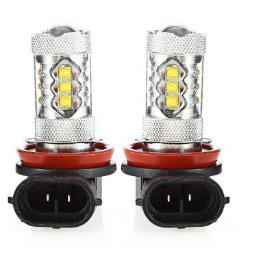 CREE 3535 16SMD H11 / H8 Car Fog Light