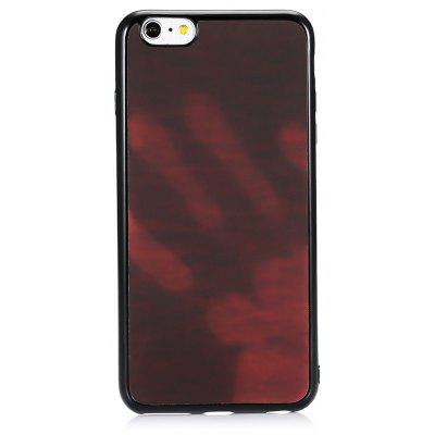 Thermal Induction Discoloration Phone Case Protector for iPhone 6 Plus / 6S Plus