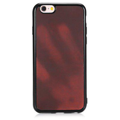 Thermal Induction Discoloration Phone Case Protector for iPhone 6 / 6S