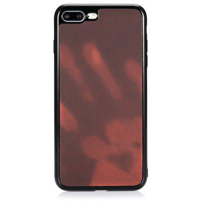 Thermal Induction Discoloration Phone Case Protector for iPhone 7 Plus
