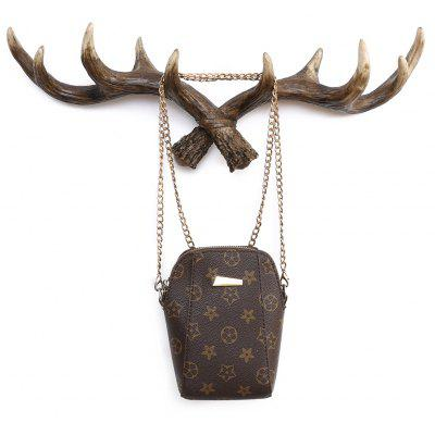 Antler-shaped Clothes Bag Organizer Display Rack
