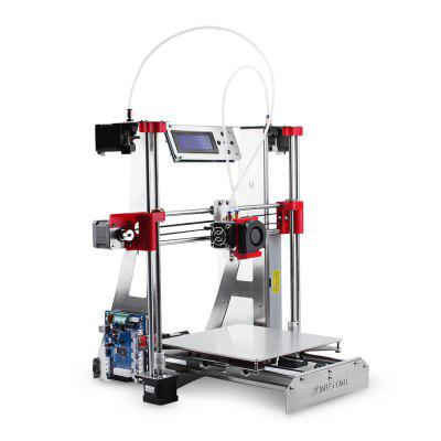 Zonestar P802QR2 Double Extruders 3D Printer DIY Kit