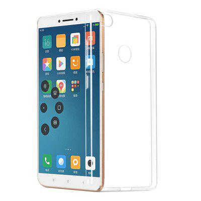 Luanke Soft TPU Case for Xiaomi Mi Max 2 Ultra-thin Protector