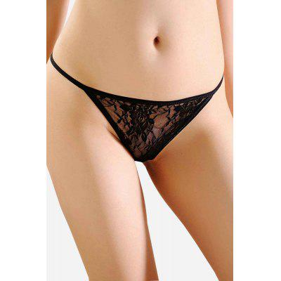 Heart Back Lace Sexy Tongs Ladies Panties