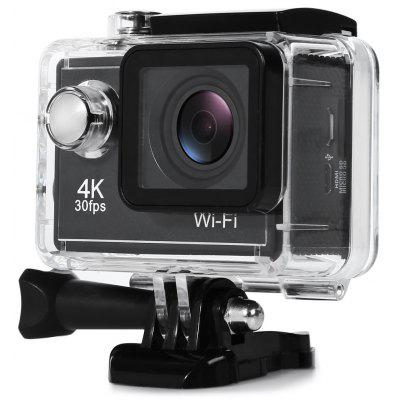 SO81 4K UHD WiFi Action Camera