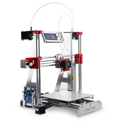 Zonestar P802QR2 Doble Extrusoras Kit de Impresora 3D DIY