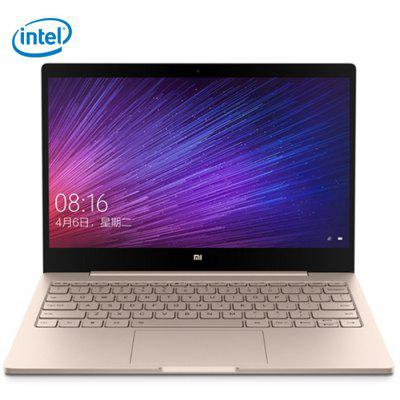 Xiaomi Air 12 Laptop - M3-7Y30 4GB + 256GB Golden