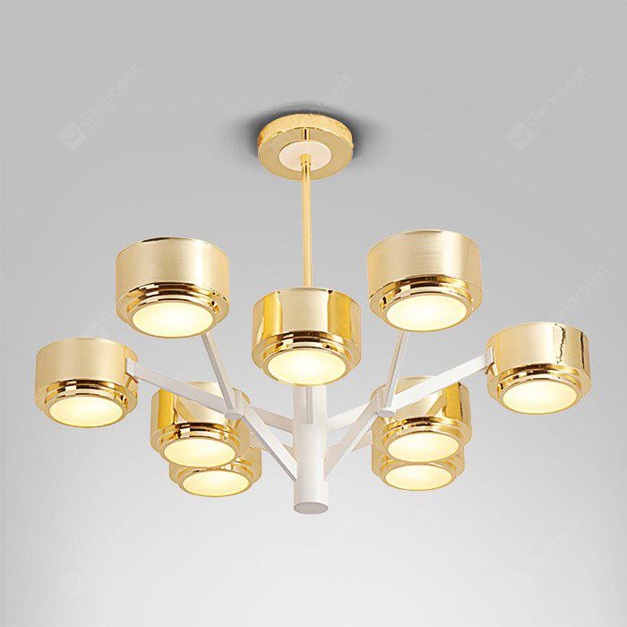 ZUOGE9053 - 9 Branches Chandelier Hanging Ceiling Light - $471.98 ...