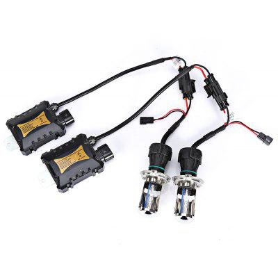 H4 55W Xenon Conversion Kit