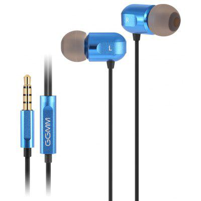 GGMM C700 Universal In-ear Headphone