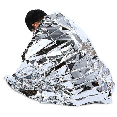 5PCS 210 x 130cm Portable Emergency Tent Rescue Blanket