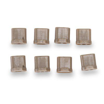 Coppervape Extra 8 Air Disks for Skyline RTAVapor Styles<br>Coppervape Extra 8 Air Disks for Skyline RTA<br><br>Material: Plastic<br>Package Contents: 1 x Set of Air Disk<br>Package size (L x W x H): 5.00 x 7.00 x 0.30 cm / 1.97 x 2.76 x 0.12 inches<br>Package weight: 0.0120 kg<br>Product weight: 0.0010 kg