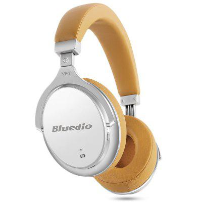 Bluedio F2 Active Noise Canceling Bluetooth HeadsetEarbud Headphones<br>Bluedio F2 Active Noise Canceling Bluetooth Headset<br><br>Application: Audiophile, DJ, Gaming, Working<br>Bluetooth: Yes<br>Bluetooth distance: W/O obstacles 10m<br>Bluetooth protocol: A2DP,AVRCP,HFP,HSP<br>Bluetooth Version: V4.2<br>Brand: Bluedio<br>Cable Length (m): 1 m<br>Charging Time.: 1.5h<br>Compatible with: Computer, iPod, PC, Mobile phone, iPhone<br>Connecting interface: 3.5mm, Type-C<br>Connectivity: Wired and Wireless<br>Features: Active Noise-cancelling<br>FM radio: No<br>Function: Noise Cancelling, Sweatproof, Bluetooth, Answering Phone, Song Switching, Voice control, Voice Prompt, Microphone<br>Impedance: 16ohms<br>Language: Chinese,English,French,Spanish<br>Material: Metal<br>Model: F2<br>Music Time: 16h<br>Package Contents: 1 x Headset, 1 x Type-C Charging Cable, 1 x 3.5mm Audio Cable, 1 x Buckle, 1 x Carrying Case, 1 x Drawstring Bag, 1 x English User Manual<br>Package size (L x W x H): 20.30 x 19.40 x 9.60 cm / 7.99 x 7.64 x 3.78 inches<br>Package weight: 1.0200 kg<br>Plug Type: USB Type-C, 3.5mm<br>Product size (L x W x H): 19.30 x 18.40 x 8.60 cm / 7.6 x 7.24 x 3.39 inches<br>Product weight: 1.0000 kg<br>Sensitivity: 116dB<br>Standby time: 650h<br>Talk time: 16h<br>Type: Over-ear<br>WIFI: Yes<br>Working Time: 16h