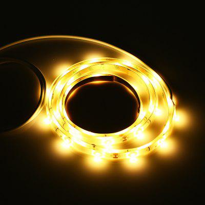 1.2M 45-LED 7.2W 500LM Motion Sensor Light Strip