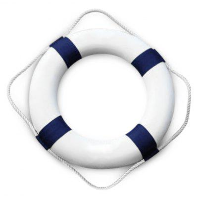 Decorative Life Ring Buoy Nautical Wall Decor