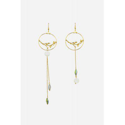 Fashionable Bird Pendant Earrings