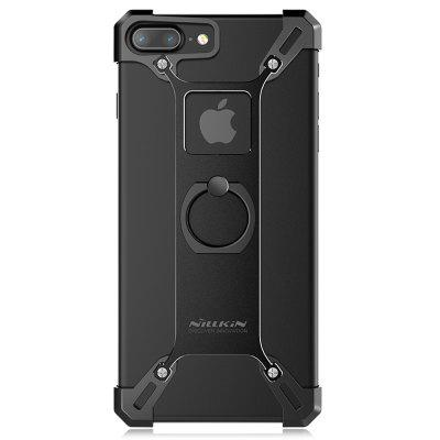 Nillkin Frame Case for iPhone 7 PlusiPhone Cases/Covers<br>Nillkin Frame Case for iPhone 7 Plus<br><br>Brand: Nillkin<br>Compatible for Apple: iPhone 7 Plus<br>Features: Anti-knock, Bumper Frame, Cases with Stand<br>Material: Metal<br>Package Contents: 1 x Ring Holder Plate, 4 x Corner Holder, 1 x Screwdriver, 8 x Screw, 1 x English / Chinese Manual<br>Package size (L x W x H): 17.60 x 11.10 x 2.50 cm / 6.93 x 4.37 x 0.98 inches<br>Package weight: 0.1160 kg<br>Product size (L x W x H): 16.10 x 8.10 x 1.30 cm / 6.34 x 3.19 x 0.51 inches<br>Product weight: 0.0440 kg<br>Style: Cool, Ultra Slim, Modern