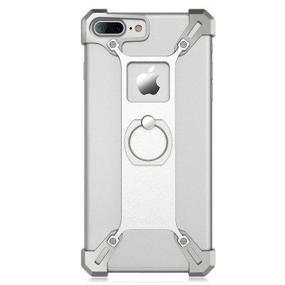Nillkin Frame Case for iPhone 7 PlusiPhone Cases/Covers<br>Nillkin Frame Case for iPhone 7 Plus<br><br>Brand: Nillkin<br>Compatible for Apple: iPhone 7 Plus<br>Features: Cases with Stand, Anti-knock, Bumper Frame<br>Material: Metal<br>Package Contents: 1 x Ring Holder Plate, 4 x Corner Holder, 1 x Screwdriver, 8 x Screw, 1 x English / Chinese Manual , 1 x Ring Holder Plate, 4 x Corner Holder, 1 x Screwdriver, 8 x Screw, 1 x English / Chinese Manual<br>Package size (L x W x H): 17.60 x 11.10 x 2.50 cm / 6.93 x 4.37 x 0.98 inches, 17.60 x 11.10 x 2.50 cm / 6.93 x 4.37 x 0.98 inches<br>Package weight: 0.1160 kg<br>Product size (L x W x H): 16.10 x 8.10 x 1.30 cm / 6.34 x 3.19 x 0.51 inches, 16.10 x 8.10 x 1.30 cm / 6.34 x 3.19 x 0.51 inches<br>Product weight: 0.0440 kg<br>Style: Ultra Slim, Modern, Cool
