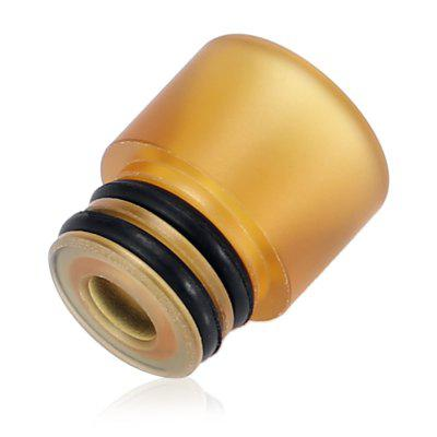 PEI Drip Tip for Coppervape Skyline RTAVapor Styles<br>PEI Drip Tip for Coppervape Skyline RTA<br><br>Material: PEI<br>Package Contents: 1 x Drip Tip<br>Package size (L x W x H): 5.00 x 7.00 x 1.20 cm / 1.97 x 2.76 x 0.47 inches<br>Package weight: 0.0120 kg<br>Product size (L x W x H): 1.10 x 1.10 x 1.40 cm / 0.43 x 0.43 x 0.55 inches<br>Product weight: 0.0010 kg
