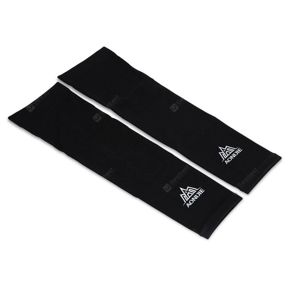 Pair of AONIJIE UV-resistant Cool Sports Oversleeves Arm Covers