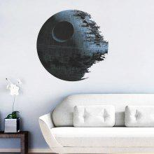 Planet Printed Removable Wall Sticker Wallpaper