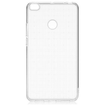 ASLING Transparent TPU Soft Phone Case Protector for Xiaomi Mi Max 2
