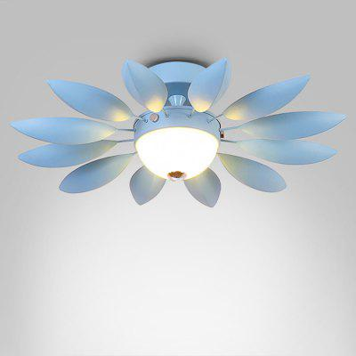 ZUOGE - 9058 600LM Sunflower Chandelier Hanging Ceiling Light